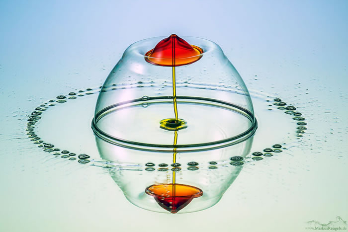 Amazing Water Drops High Speed Study Photography (6)