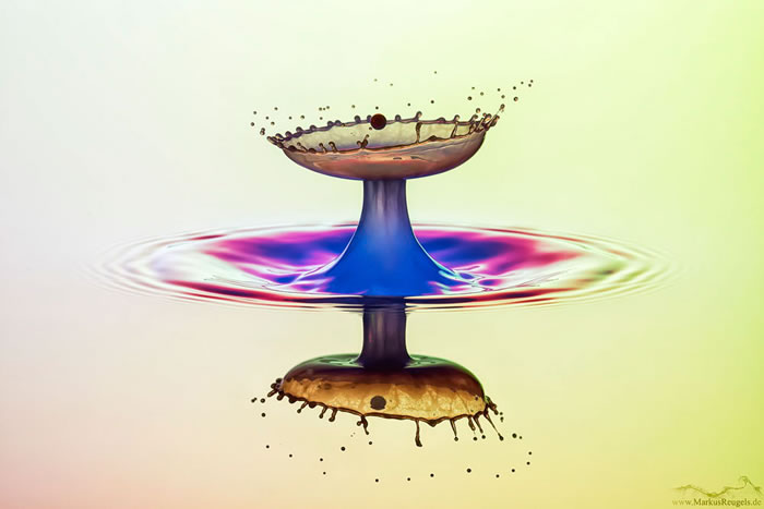 Amazing Water Drops High Speed Study Photography (7)