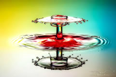 Amazing Water Drops High Speed Study Photography