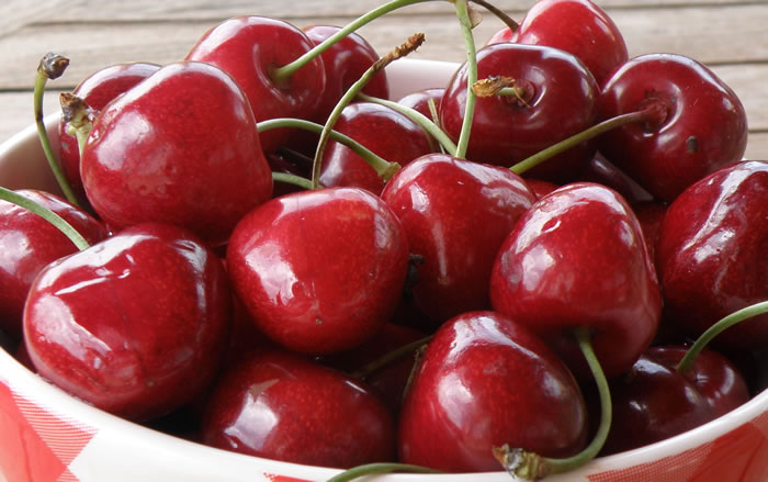 Cherries - Natural Foods Holistic Treatment No Need For Pills