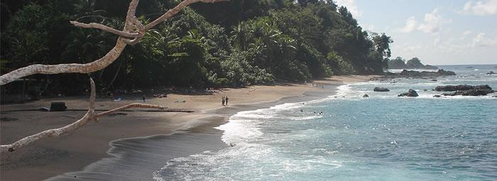 Corocvardo National Park beach
