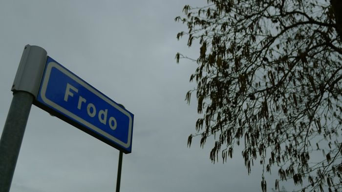 Did You Know A Dutch Town Has Street Names from The Lotr Trilogy Books 0