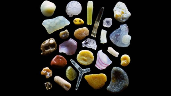 Discover Close Up shots Of Sand From A digital Microscope Camera 4