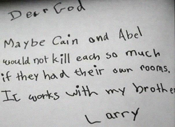 Funny Messages Left By Kids (26)