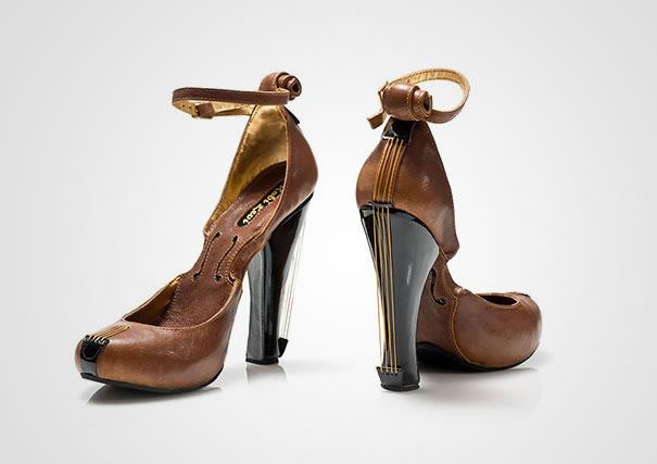 More Crazy Women High Heels Shoes From Kobi Levi (2)