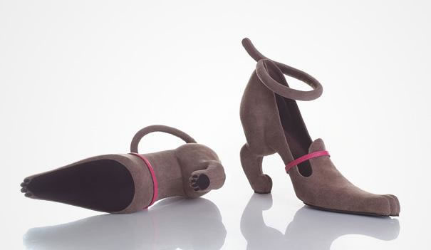 Miao High Heels