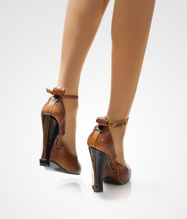 More Crazy Women High Heels Shoes From Kobi Levi (3)