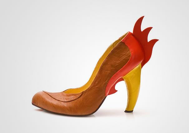 More Crazy Women High Heels Shoes From Kobi Levi (4)