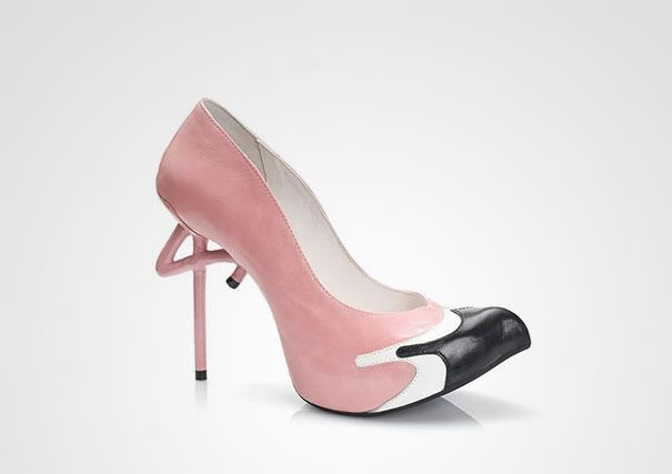 More Crazy Women High Heels Shoes From Kobi Levi (6)