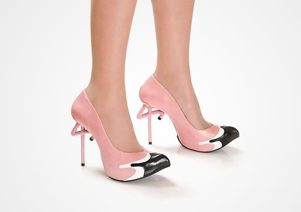 More Crazy Women High Heels Shoes From Kobi Levi (7)