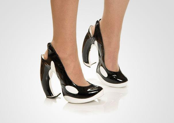 Orca High Heels