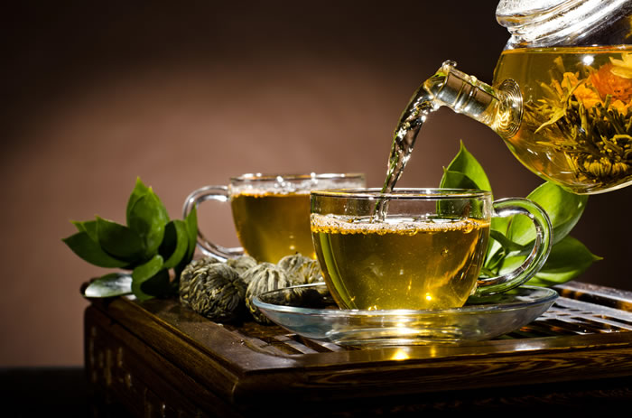 green tea - Natural Foods Holistic Treatment No Need For Pills