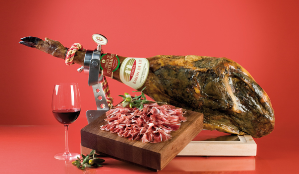 1 Jamon-Iberico-De-Bellota-Gourmet Gifts - Top 10 Luxury Foods In The World