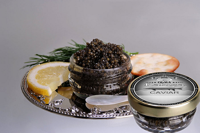 10 beluga-caviar- Gourmet Gifts - Top 10 Luxury Foods In The World