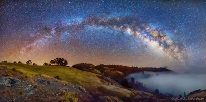 17. California Nights by Michael Shainblum