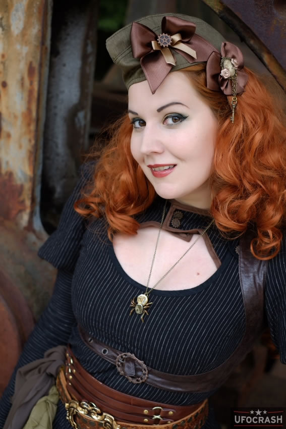 50 Amazing Steampunk Outfit Ideas (1)