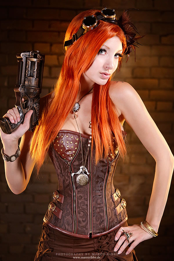 50 Amazing Steampunk Outfit Ideas (4)