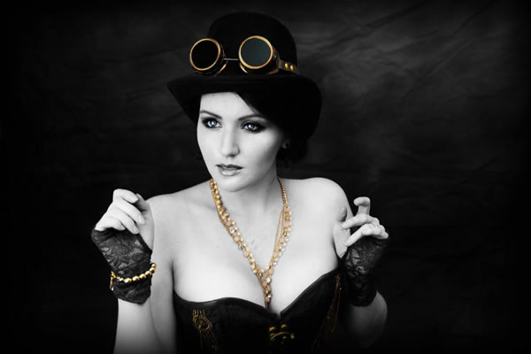 50 Amazing Steampunk Outfit Ideas (7)