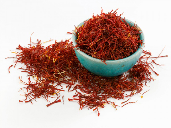 9 Saffron-luxury- Gourmet Gifts - Top 10 Luxury Foods In The World