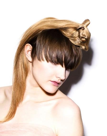 Amazing Animal Shaped Hairstyles By Nagi Noda 11