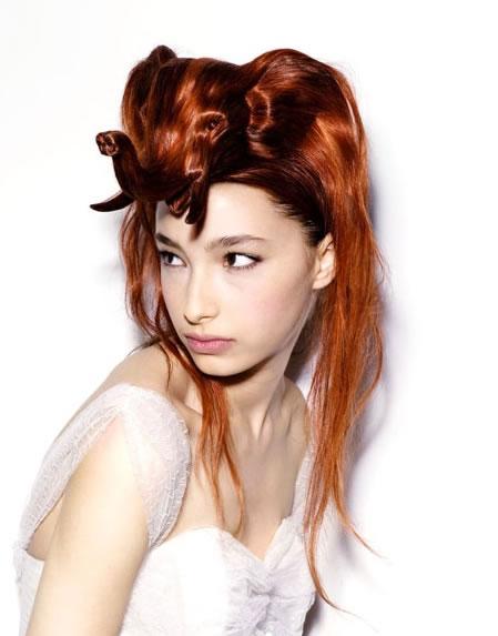 Amazing Animal Shaped Hairstyles By Nagi Noda 7