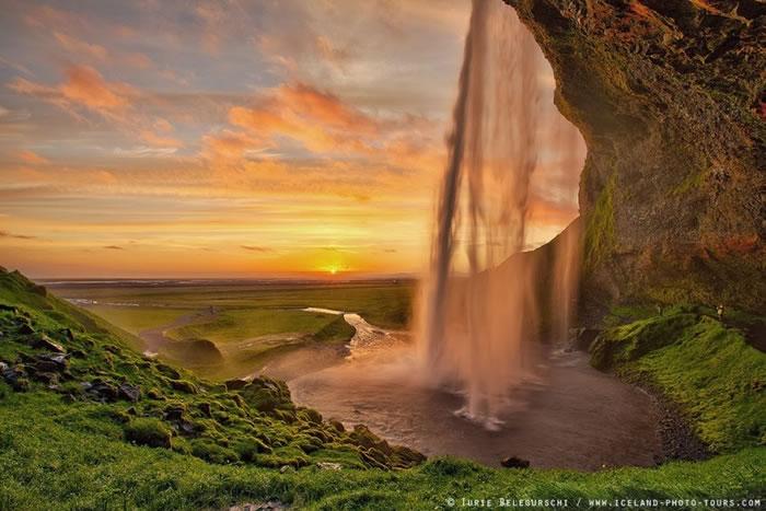 Seljalandsfoss ... Iceland