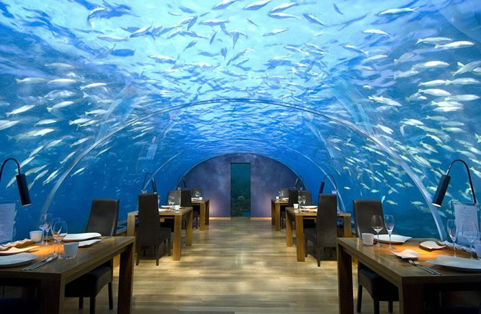 Conrad Maldives, Rangali Island 24 Amazing Hotels You Should Visit Before You Die
