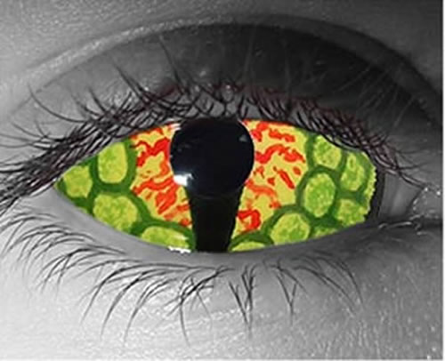 Dragon Eyes  Lenses That People Actually Wear 10