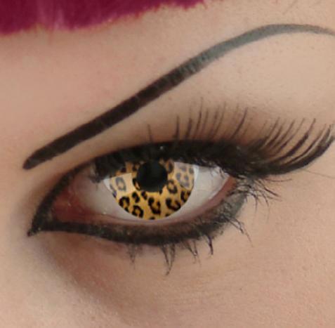 Leopard Skin Eyes