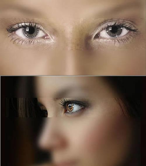 Swarovski Crystal Sparkling Eyes Lenses That People Actually Wear 5