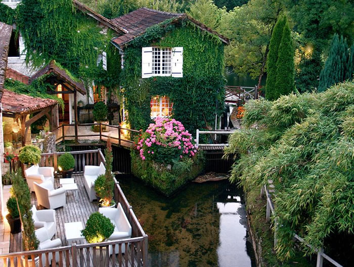 Hotel Le Moulin du Roc 24 Amazing Hotels You Should Visit Before You Die