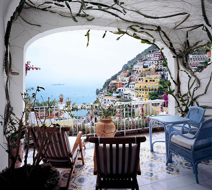 Hotel Le Sirenuse, Amalfi Coast, Italy 24 Amazing Hotels You Should Visit Before You Die