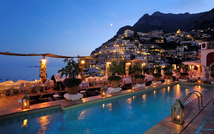 Hotel Le Sirenuse, Amalfi Coast, Italy