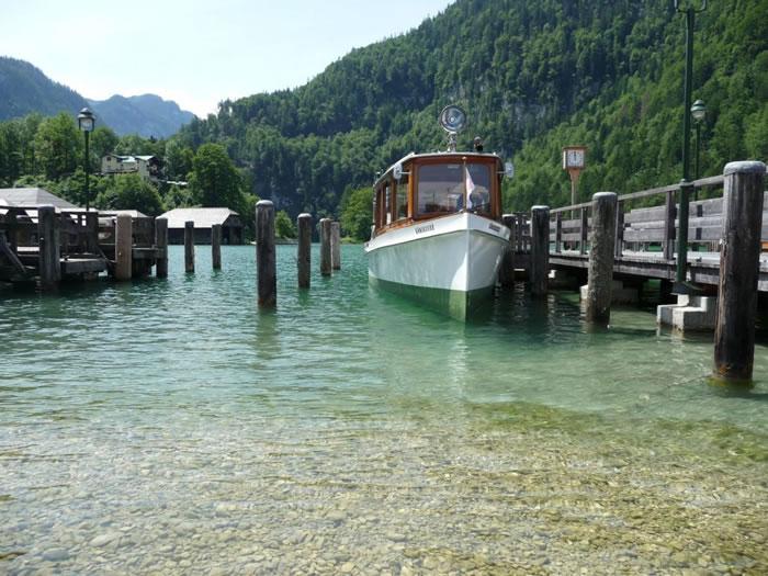 Planning A European Tour - Konigsee Lake, Germany