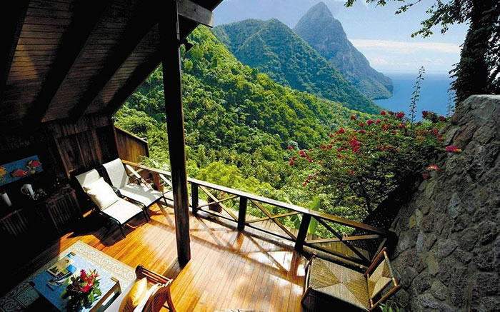 Ladera Resort, St. Lucia (1)