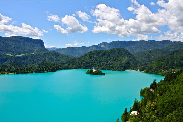 Planning A European Tour - Lake Bled, Slovenia
