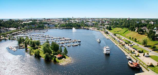 Planning A European Tour - Lake Saimaa, Finland