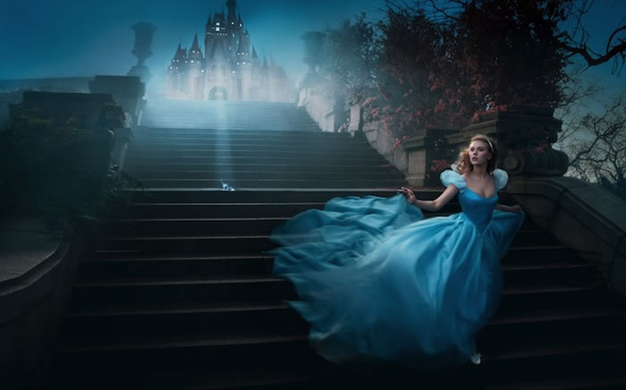 Photographer Creates Disney Character Portraits With Famous Celebrities  9