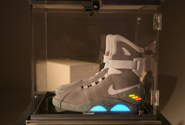 Power Laces Athletic Shoes From Back To The Future Coming In 2015 3