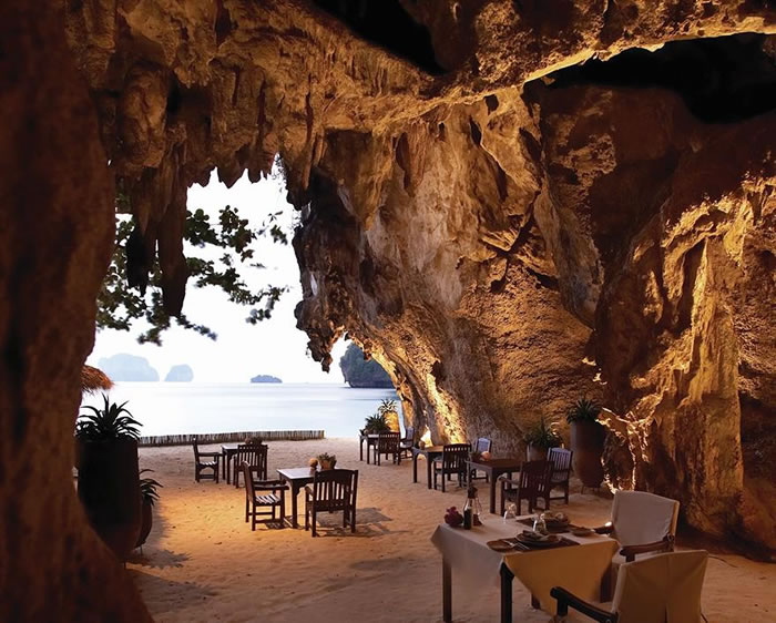 Rayavadee Krabi, Thailand 24 Amazing Hotels You Should Visit Before You Die
