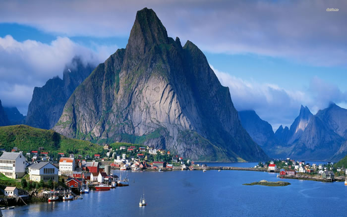 Planning A European Tour - Sognefjord, Norway