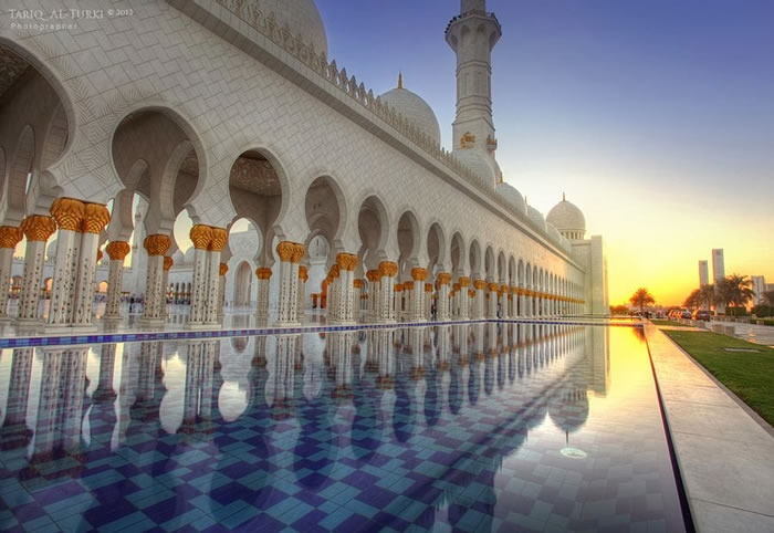 Spectacular High Resolution Pictures Of The Grand Mosque In Abu Dhabi 12