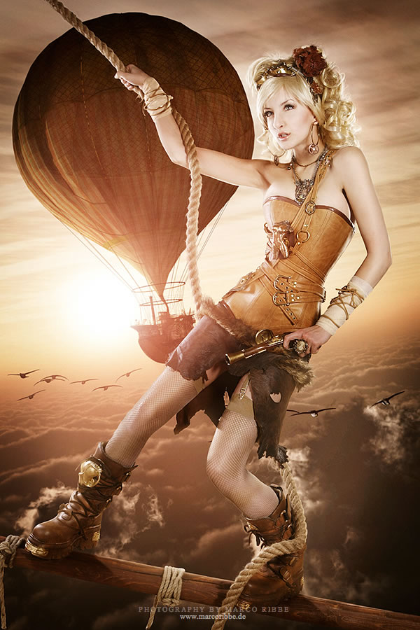 Steampunk Girl Costumes 50 Amazing Sexy Outfit Ideas (2)