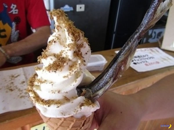 These Crazy Soft Ice Cream Flavors In Japan Will Shock You 12