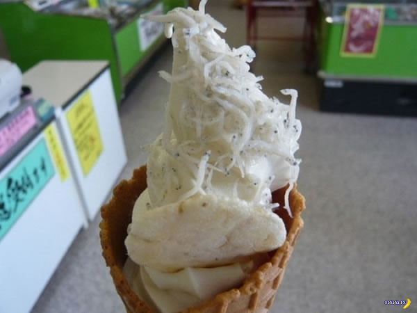 These Crazy Soft Ice Cream Flavors In Japan Will Shock You 6