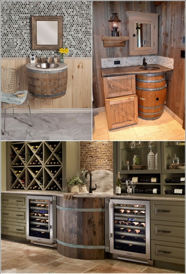 10 Amazing Custom Sinks For Your Bathroom And Kitchen (4)