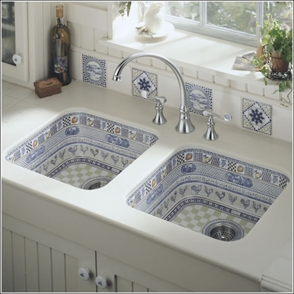 10 Amazing Custom Sinks For Your Bathroom And Kitchen (5)