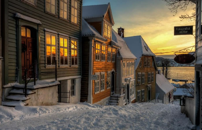 14 small village - 21 Reasons To Visit Norway Before You Die