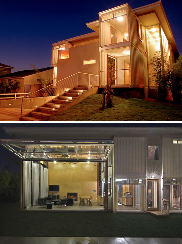 15 Shipping Containers Turned Into Designer Homes 12