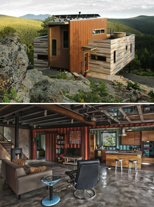 15 Shipping Containers Turned Into Designer Homes 2